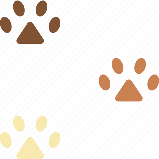 animal, marks, paw, pet, petshop icon