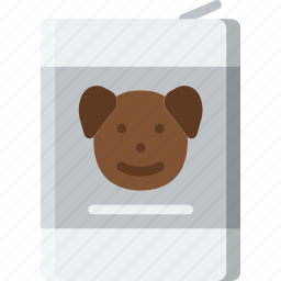 animal, food, pet, petshop icon
