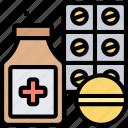 aspirin, drug, medicine, tablet, treatment