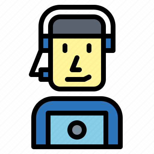 help, info, service, support icon