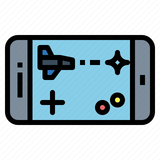 game, gaming, mobile, phone, smartphone icon