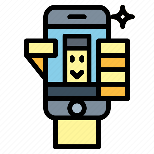 camera, cellphone, iphone, selfie, smartphone icon