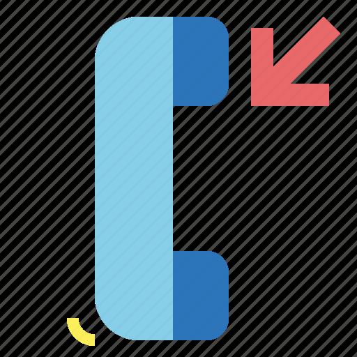 conversation, phone, receiver, telephone icon