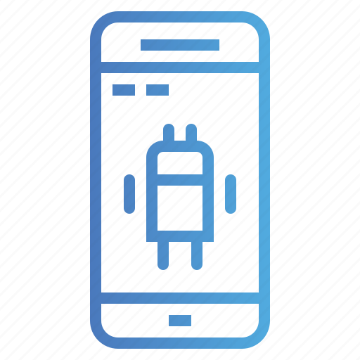 android, mobile, phone, telephone icon