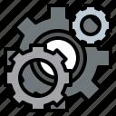 cogwheel, cogwheels, menu, options, settings icon