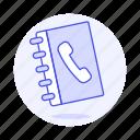 book, address, phone, contact