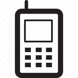 dial, mobile, pad, phone icon