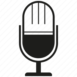 chat, electronic, live, mic, microphone, talk icon