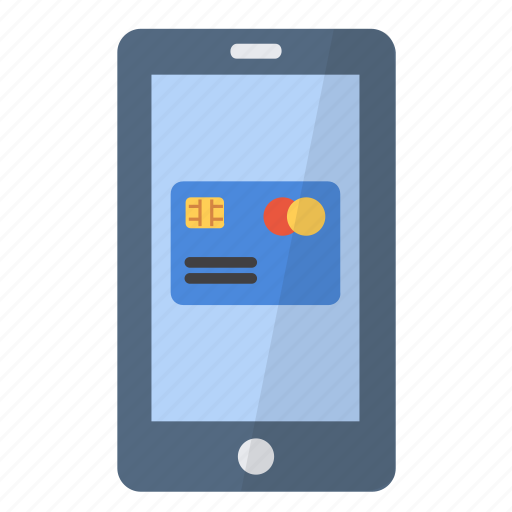 app, application, creditcard, money, payment, phone, smartphone icon