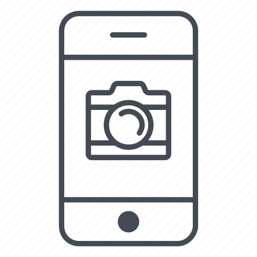 app, apparel, application, phone, photo, picture, smartphone icon