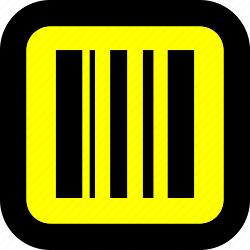 bar code, product, qr code icon