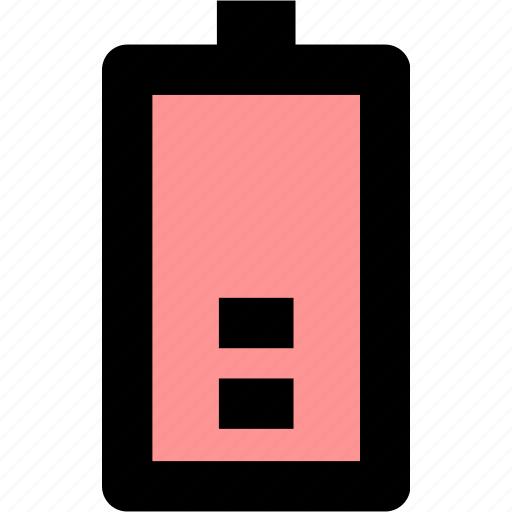 battery, low power, power icon
