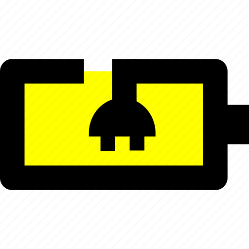 battery, charge, mobile, phone, power icon