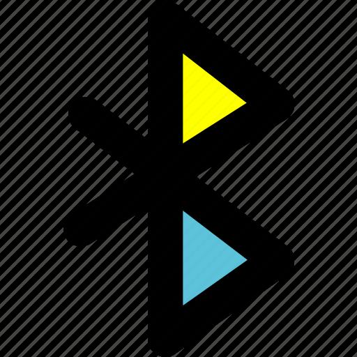 bluetooth, mobile, phone bluetooth icon