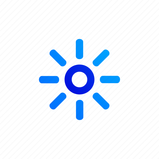 brightness, color, day, summer, sun, sunny, weather icon
