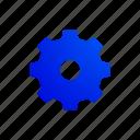 cog, color, configuration, gear, setting, settings icon