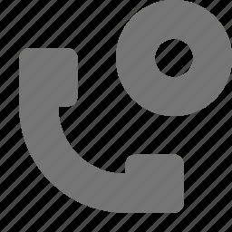 phone, record, telephone icon