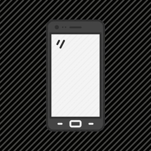 call, phone, samsung, smartphone icon