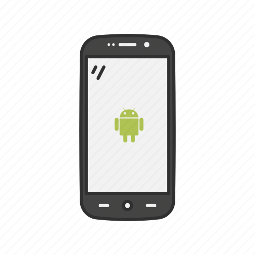 android, gadget, phone, smartphone icon