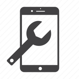 fix, iphone, iphone 6 plus, repair, settings, wrench icon
