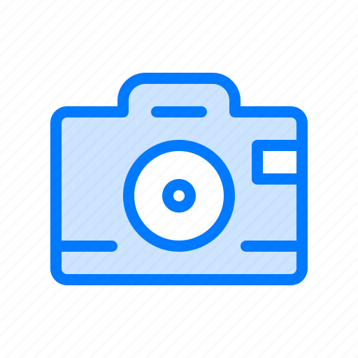 digital, interface, photo camera, photograph, picture icon
