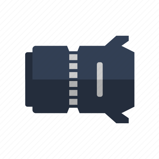 camera, lens, photophgrahy, shutter icon icon