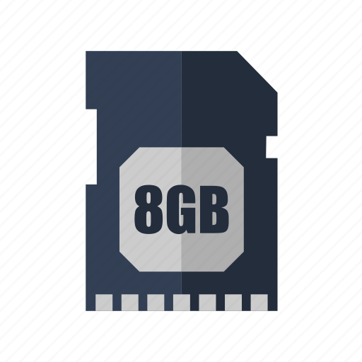 Card, memory, sd-card icon icon - Download on Iconfinder
