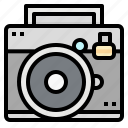 camera, instant, photo, photograph, picture