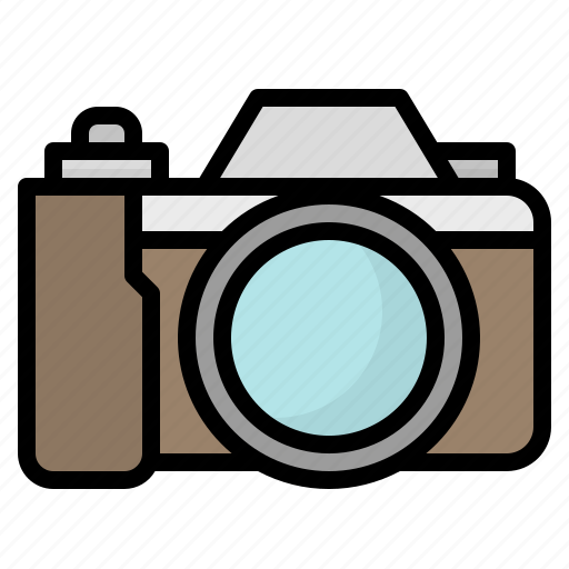Camera Dslr Mirrorless Photo Photography Icon Download On Iconfinder