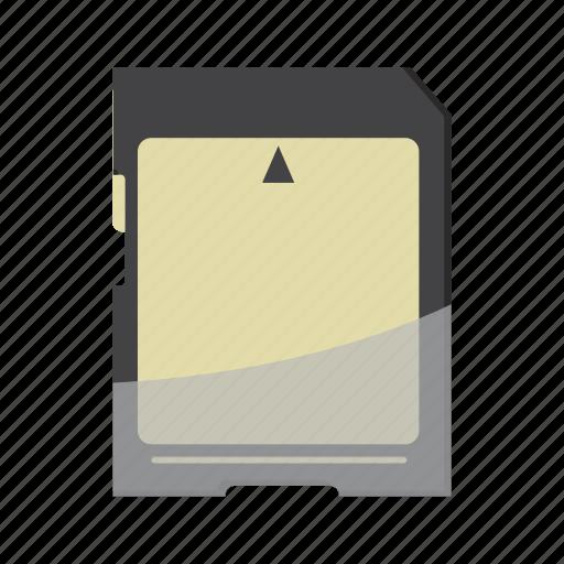 blog, card, cartoon, data, memory, storage, technology icon