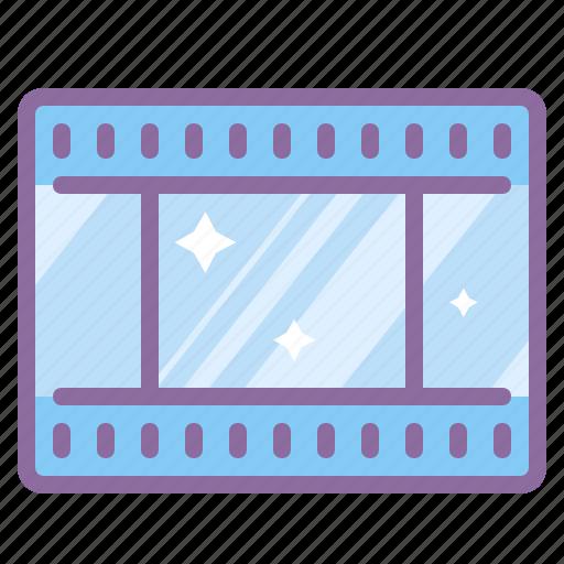 film, image, movie, photo, projection, slideshow icon