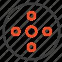 camera, footage, reel, storage icon