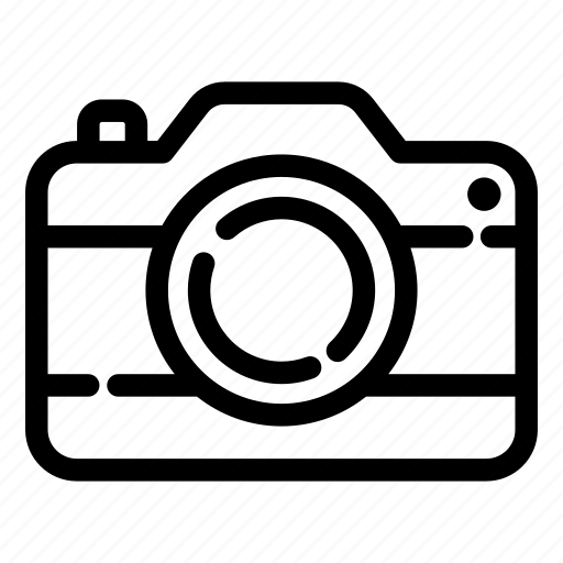 camera, film, media, movie, photo, technology, video icon