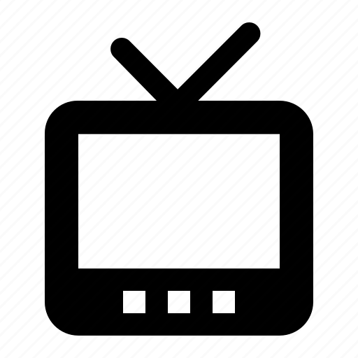 entertainment, photo, picture, set, television, tv, video icon