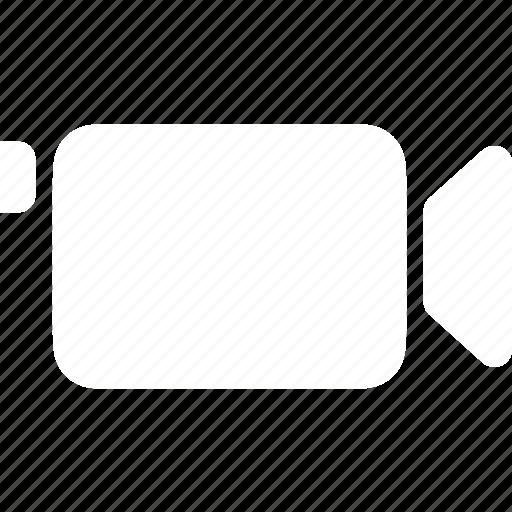 cam, cameraman, footage, record, video, videos icon