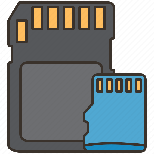card, data, memory, sd, storage icon