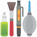 accessory, brush, cleaner, equipment, gear