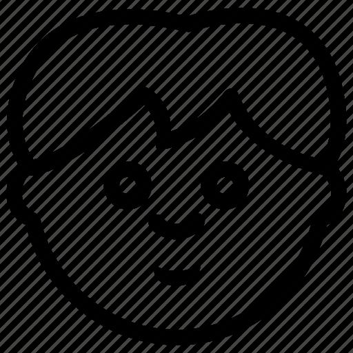 child, face, happy, kid, photo, photography icon