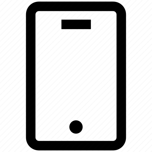 cell, mobile, phone, picture, screen, smartphone icon