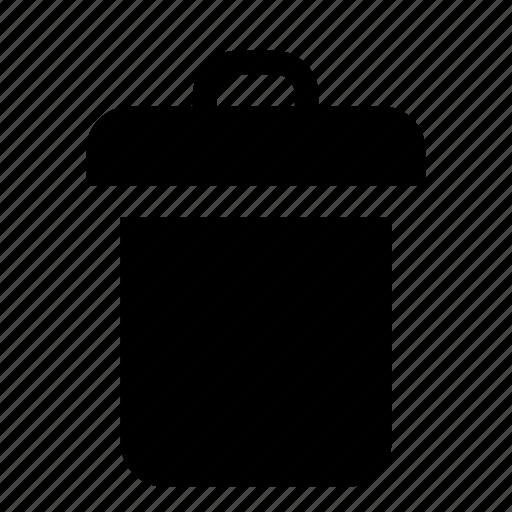 bin, camera, delete, paper, photo, photography, picture icon