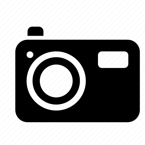 camera, compact, digital, photo, photography icon