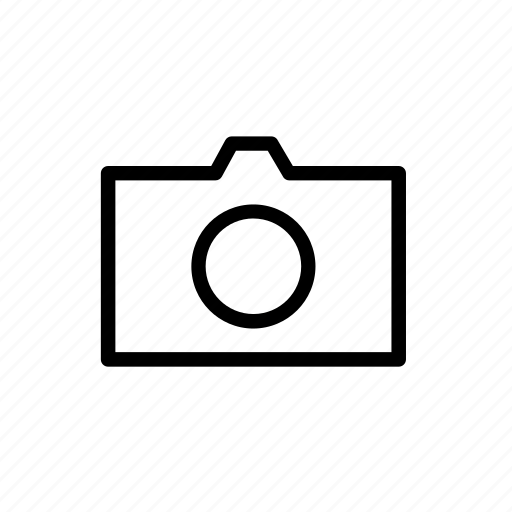 camera, front-faced, image, photo, snap icon