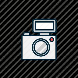 camera, digicam, digital, photography, srl icon