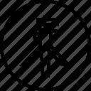 minitripod, photography, steady, tripod icon