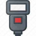 camera, flash, image, light, photo, photography icon