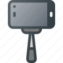 camera, image, mobile, photo, photography, selfie, stick icon