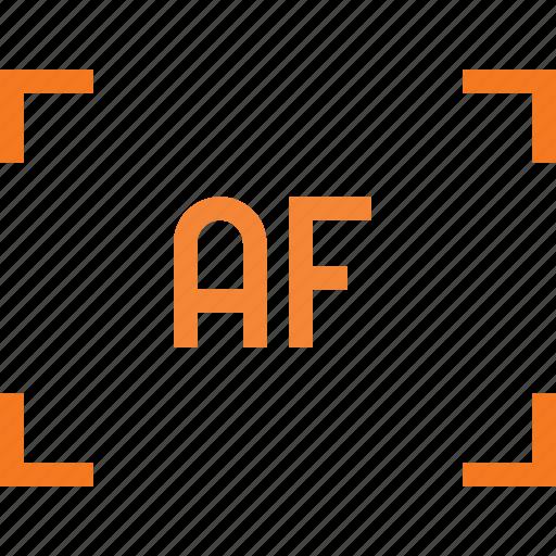 auto, focus, image, photo, photography icon