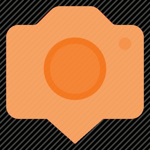 camera, geolocation, image, location, photo, photography icon