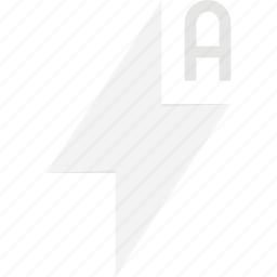 auto, flash, image, photo, photography icon