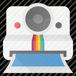 camera, image, instant, photo, photography, polaroid icon